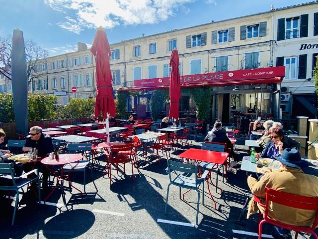 Café de la Place - Saint Rémy